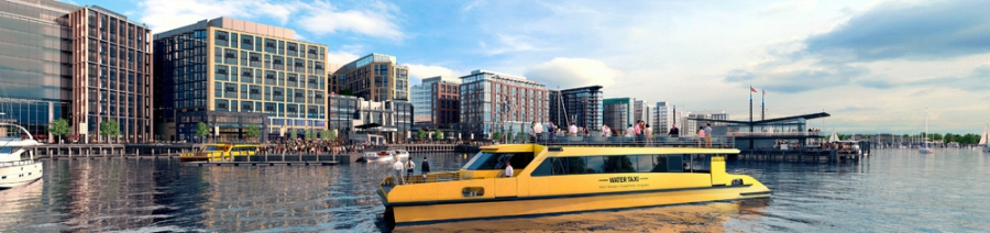 The Wharf to Bring New Daily D.C. Water Taxi